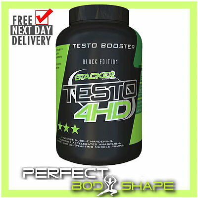 Stacker 2 Testo 4Hd 120 Caps Best Testosterone Booster
