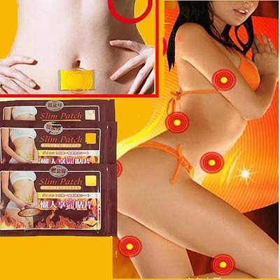 20/30/100 Slim Slimming Weight Loss Patches Burn Fat Body Wraps Trim Pads Detox