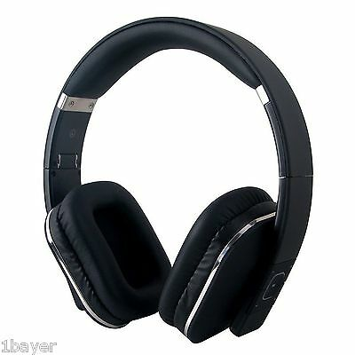 August Bluetooth Wireless Audio Stereo Over Ear Build-in Microphone Headphones