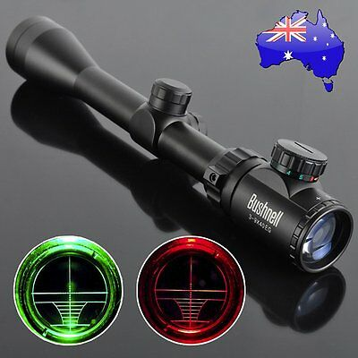 4 x 20/3-9x40 Air Rifle Tactical Air Rifle Optic Spotting + Mount Hunting Sniper