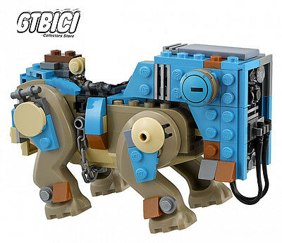 LEGO STAR WARS `` LUGGABEAST ´´ Ref 75148 DOESN'T MINIFIGURES