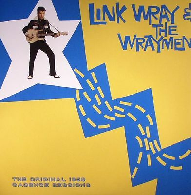 WRAY, Link & THE WRAYMEN - The Original 1958 Cadence Sessions - Vinyl (LP)