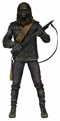 Planet of the Apes NECA Action Figure Series 1 Gorilla Soldier