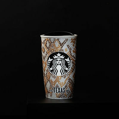 Starbucks Coffee Complete Set 13 City US Double Wall Ceramic Tumblers New w/ tag