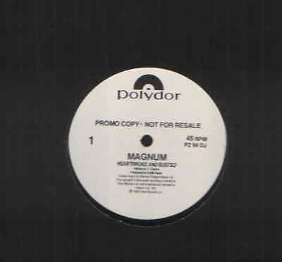 """Magnum-heartbroke and busted.12"""" promo"""