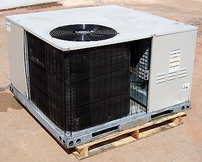 Concord 3 Ton Pkg Air Conditioner W/ Gas Heat, Commercial 208/230V 3 Ph - New 46