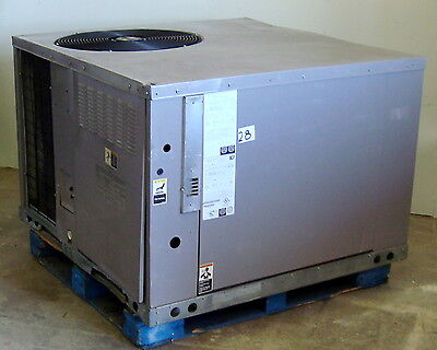 Icp 3 Ton Pkg Air Conditioner With Gas Heat, Commercial 208/230V 3 Ph - New 28
