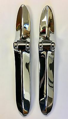 1937-1939 Plymouth, Dodge, Desoto, Chrysler Trunk Hinges BEAUTIFUL REPRODUCTION!