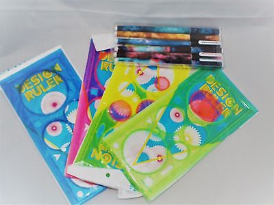 Spirograph Design Early Learning Creative Educational Toy Drawing Ruler