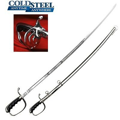 Cold Steel - US ARMY Officer's Saber w/ Scabbard 88MAS New