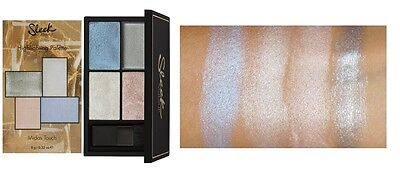 SLEEK MakeUp 24K Gold collection MIDAS TOUCH Highlighting palette (4 shades) OVP