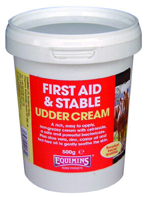 Equimins Udder Cream - Horse Care & First Aid