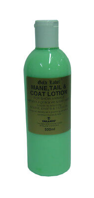 Gold Label Mane, Tail & Coat Lotion - Grooming