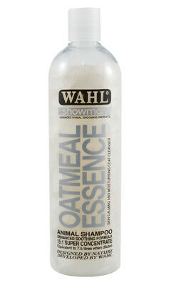Wahl Showman Oatmeal Essence Shampoo - Shampoos & Conditioners