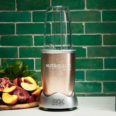 NEW Nutribullet 900W 5 Piece Set