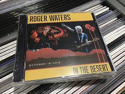 Roger Waters Cd Live In The Desert 16/10/2016