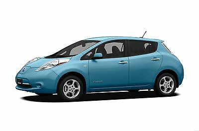 Nissan Leaf Ze0 2010 - 2014 Workshop Service And Repair Manual Download