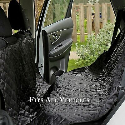 PetsNall Pet / Dog Car Seat Cover For Cars - Large Size 75x58 inch - Backseat...