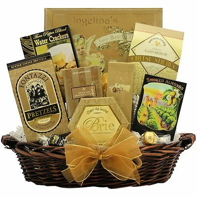 GreatArrivals Gift Baskets New Year's Delights: Gourmet New Year's Gift Baske...