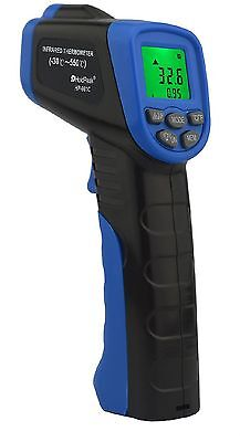 Holdpeak 981C Digital Infrared IR Thermometer Non-contact Instant Read Temper...