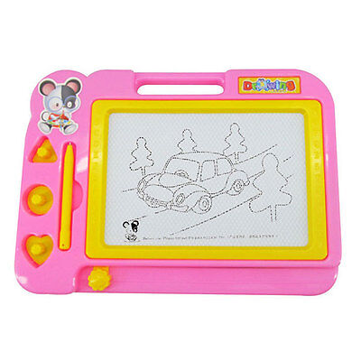 Magnetic Drawing Board Sketch Sketcher Pad Painting Craft For Kids Children