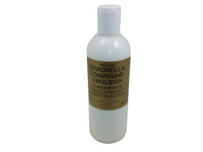 Gold Label Citronella Compound Emulsion Concentrate - 500ml - Horse Care & First