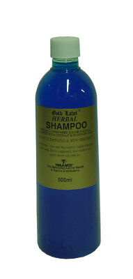 Gold Label Stock Shampoo Herbal - 500ml - Shampoos & Conditioners