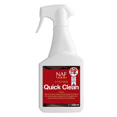NAF Leather Quick Clean - 500ml - Leather Care