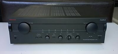 Nakamichi Amplifier 2  black  Poweramp international shipping