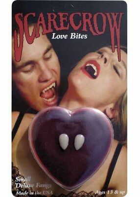 Deluxe Custom Fit Love Bite Vampire Fangs