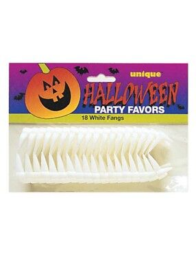 Halloween Teeth Bulk Kids Vampire Fangs Pk18