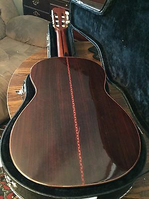 Fender FC 40 Classical Guitar with case