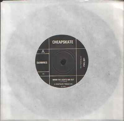 """Dummies-when the lights are out.7"""" slade"""
