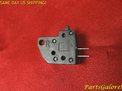 RH Right Brake Stop Switch Kawasaki ATV UTV Motorcycle, 27010-1170, 27010-0025