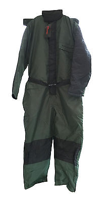 Ron Thompson Thermal Fishermans Carp, Match Fishing 1 Piece Suit Size Large