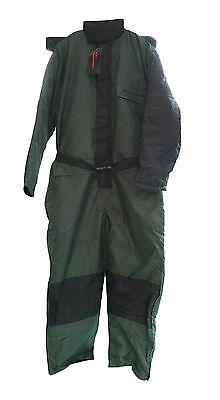 Ron Tompson Thermal Fishermans 1 Piece Suit Size Large