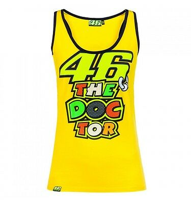 Camiseta T-shirt Tirantes Chica Valentino Rossi VR46 The Doctor VRWTT205601