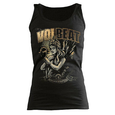 VOLBEAT - The Gates of Babylon - GIRLIE - Tank Top Shirt