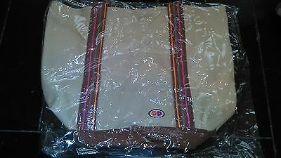 2 dunkin donuts travel bags