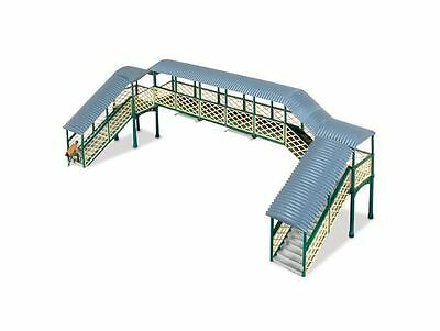 Covered Modular Footbridge Model Trains OO/HO  #548 from Ratio Models