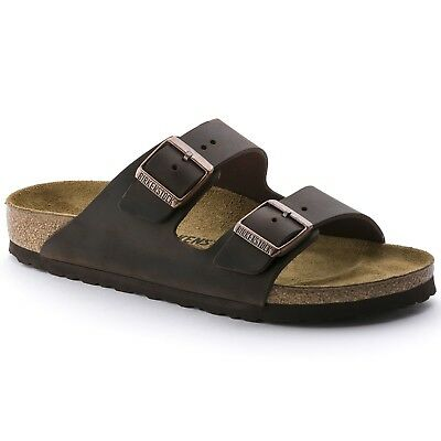 Birkenstock Oiled Leather ARIZONA Habana Brown BNIB 052531 052533