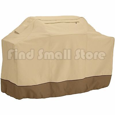 """BBQ Grill Cover58""""64"""" 70""""72""""Gas Barbecue Heavy Duty Outdoor Waterproof For Weber"""