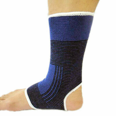 Sport Outdoors Pair Ankle Guard Support Ankle Pads Sport Protection Gym Fitness