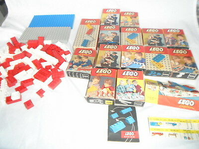 Lego Vintage 1950's / 60's Boxed Collection Mega Rare Must See - Great Condition