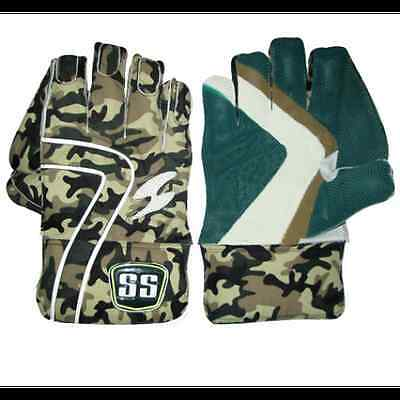SS Players Edition Wicket Keeping Gloves