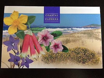 1999 Australia Coastal Flowers Packet Block of 4