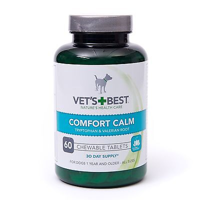 Vets Best Comfort Calm , 60 capsules for dogs