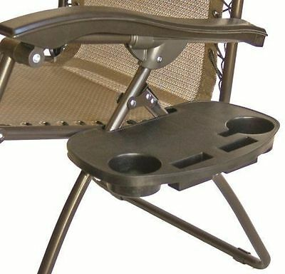 Clip On Side Table 4 Folding Chair New Caravan Camping Accessories Parts RV Boat