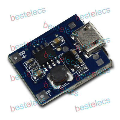 3.7V to 5V 1A Step-up Polymer Li-ion Battery Charge & Discharge 2 in 1 USB