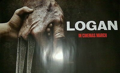 Logan (2017) Official Theatrical Poster (Quad)